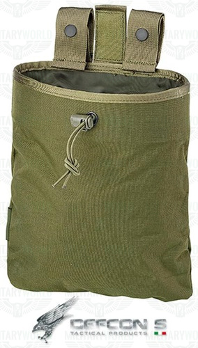 Tasca Militare Outac Defcon5 Porta Radio Verde