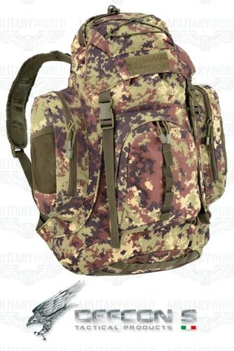 Defcon 5 military backpack tactical assault hydro italian vegetated