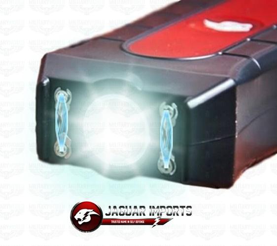 Schema Elettrico Taser : Dissuasore elettrico duo stun gun con scarica di corrente da