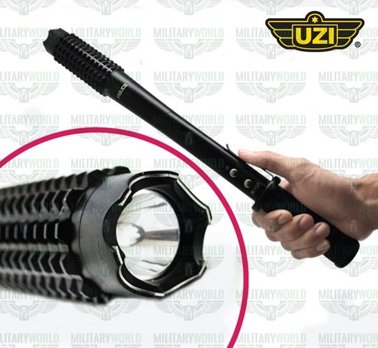 Electric stun gun (Taser) with torch model Police HY-1118B Type of  1,800,000 volts