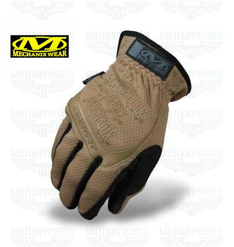 Mechanix wear taa fast fit coyote
