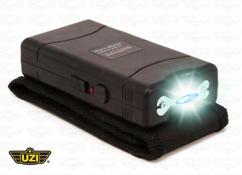 Mini pistola paralizante con carga y luz LED 53 mil millones