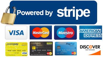 Carta di credito - Transazione online con Stripe